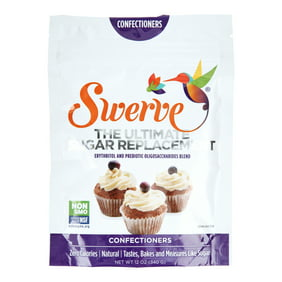 Swerve Sweetener, Confectioner Sugar Replacment, 12 Oz