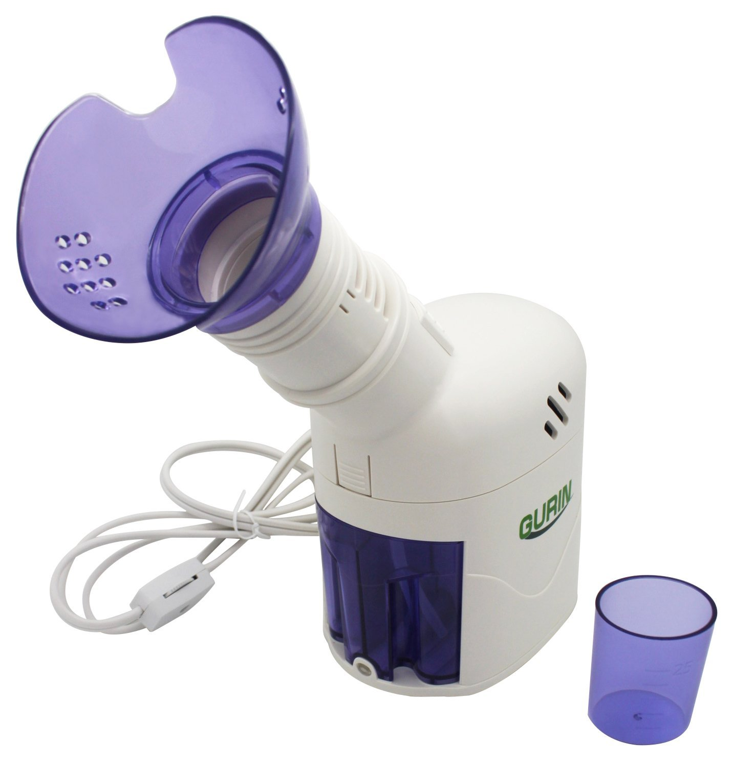Gurin GSI-110 Steam Inhaler And Mask