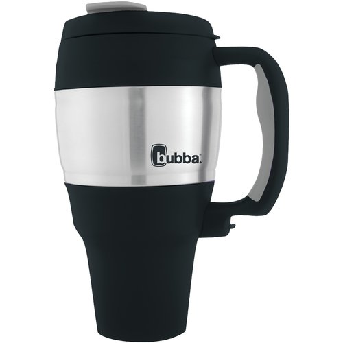 Bubba Classic Insulated Mug, 34 oz., Black