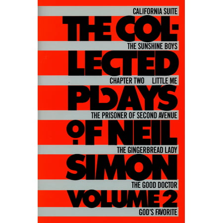 The Collected Plays of Neil Simon : Volume 2 ()