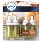 Febreze NOTICEables Pumpkin Bliss Air Freshener (2 Count, 1.74 Oz)
