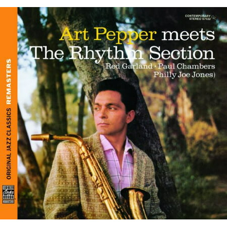 Art Pepper Meets The Rhythm Section [Remastered] [Bonus Track] (Atlanta Rhythm Section Back Up Against The Wall)
