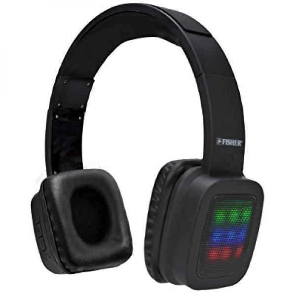 Fisher Fbhp950 Solo Party Bluetooth Over-ear Headphones W...