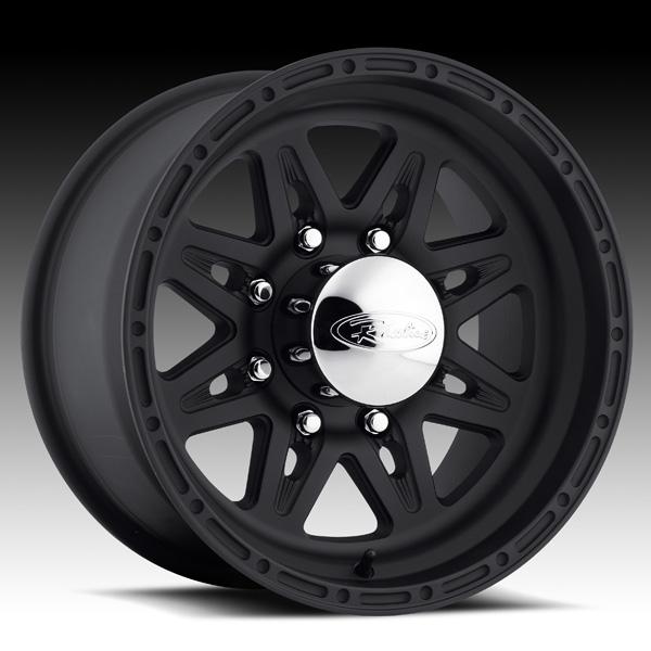 Raceline 892 Renegade 8 16x8 8x170 +0mm Black Wheel Rim