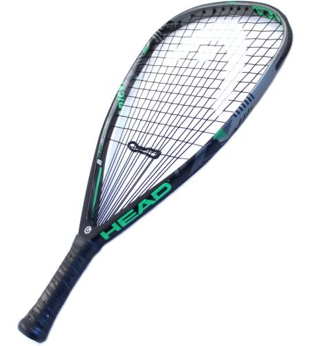 Head Graphene XT Radical 160 Racquetball Racquet 3 5 8 Grip by