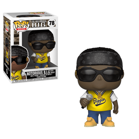 Funko POP Rocks: Music: Notorious B.I.G. in