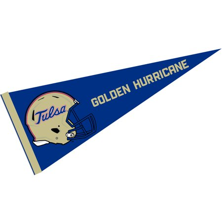 University of Tulsa Hurricanes Football Helmet 12