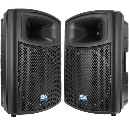 Seismic Audio 2 POWERED 15