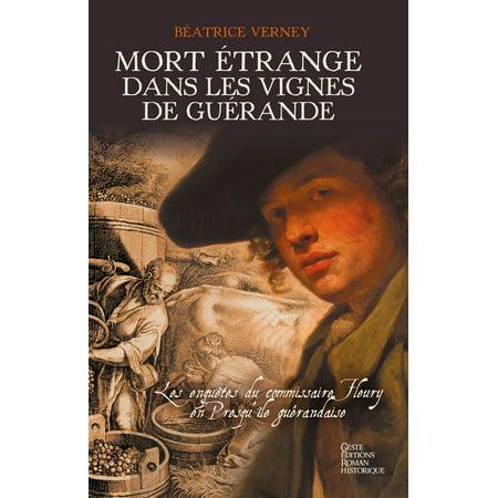 Mort étrange dans les vignes de Guérande - eBook