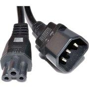 APC - Power cable - IEC 60320 C5 to IEC 60320 C14 - AC 250 V - 6 ft