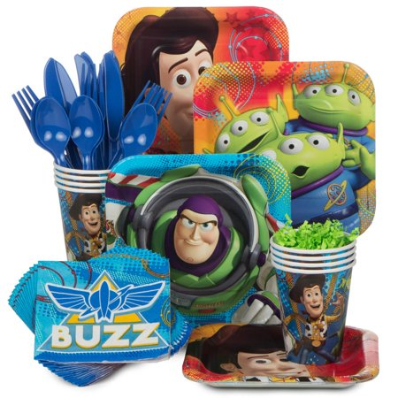 Toy Story Standard Kit (Serves 8) - Party Supplies
