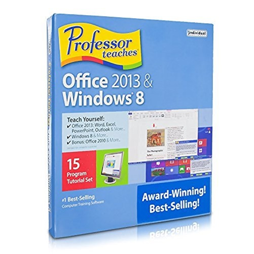 Professor Teaches Office 2013, 365 and Windows 8.1