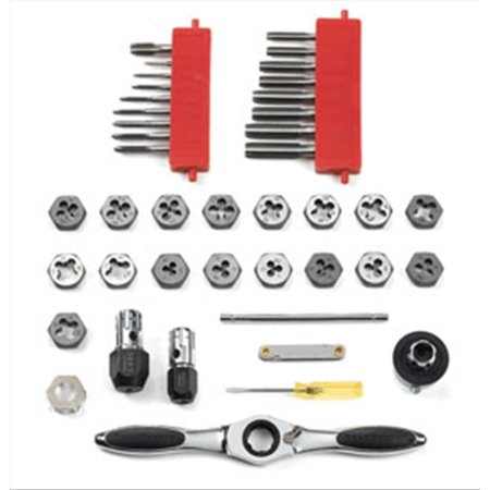 GearWrench 3885 40 pc. GearWrench 40 Tap and Die Set - SAE ()