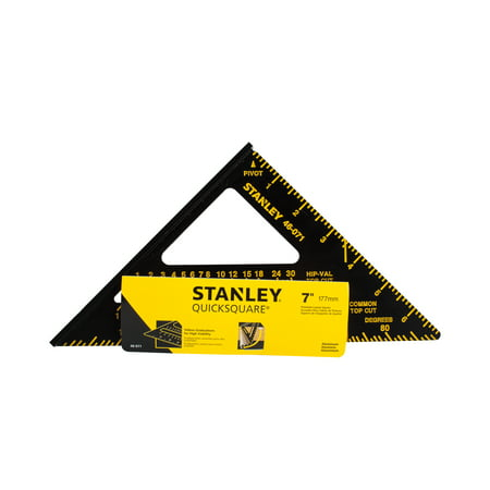 STANLEY® 46-071 Premium Quick Square Layout Tool, (Manezhnaya Square)