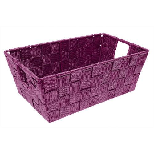 Simplify Woven Strap Tote, Small Shelf
