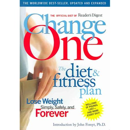 how to change your diet to lose weight