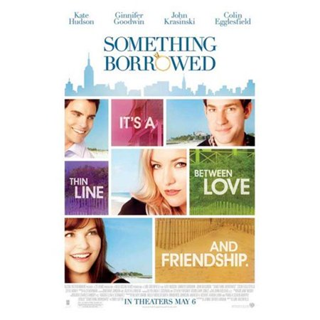 Posterazzi MOVCB09193 Something Borrowed Movie Poster - 27 x 40 in. - image 1 de 1