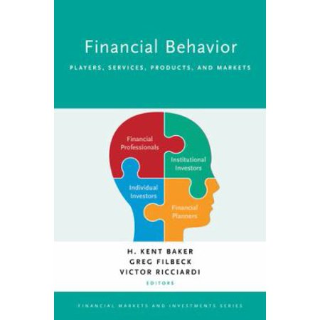 Financial Behavior  Players  Services  Products  And Markets
