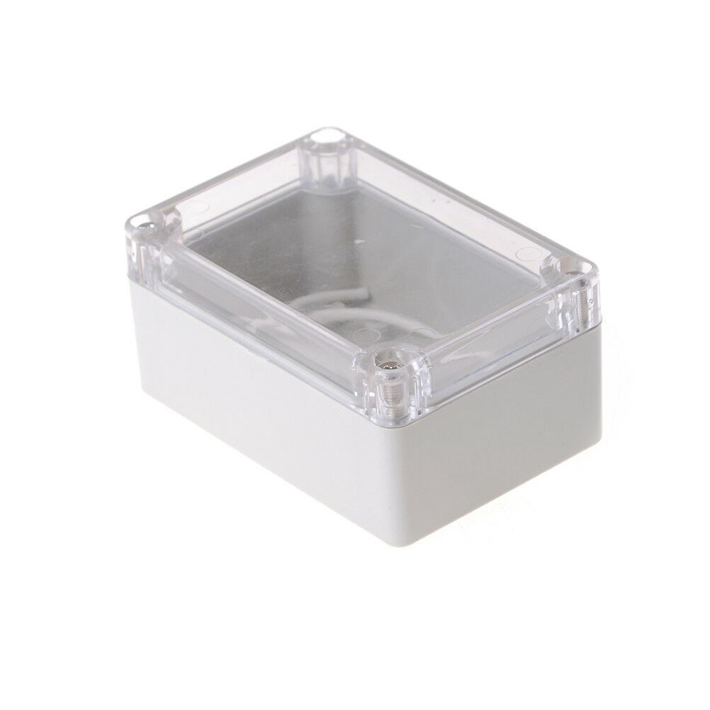 100x68x50mm Waterproof Cover Clear Electronic Project Box Enclosure Case;I4