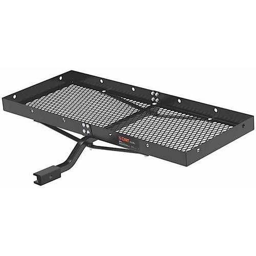 "Curt Manufacturing Cur18110 Cargo Carrier Fixed Shank 48"" x 20"" x 2 3/4"""