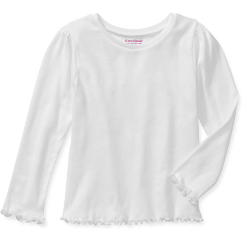 Garanimals Baby Toddler Girl Long Sleeve Tee