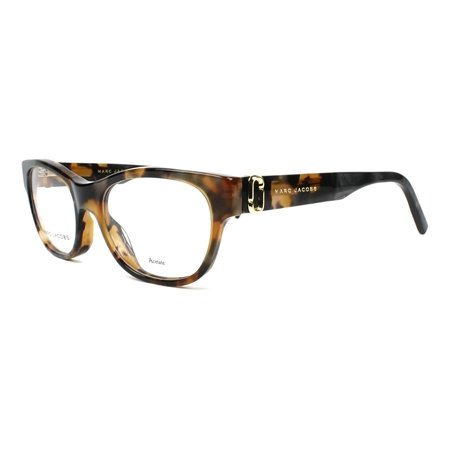 Acetate Temples Frame - Marc Jacobs frame (MARC-251 086) Acetate Marble Brown - Marble Grey