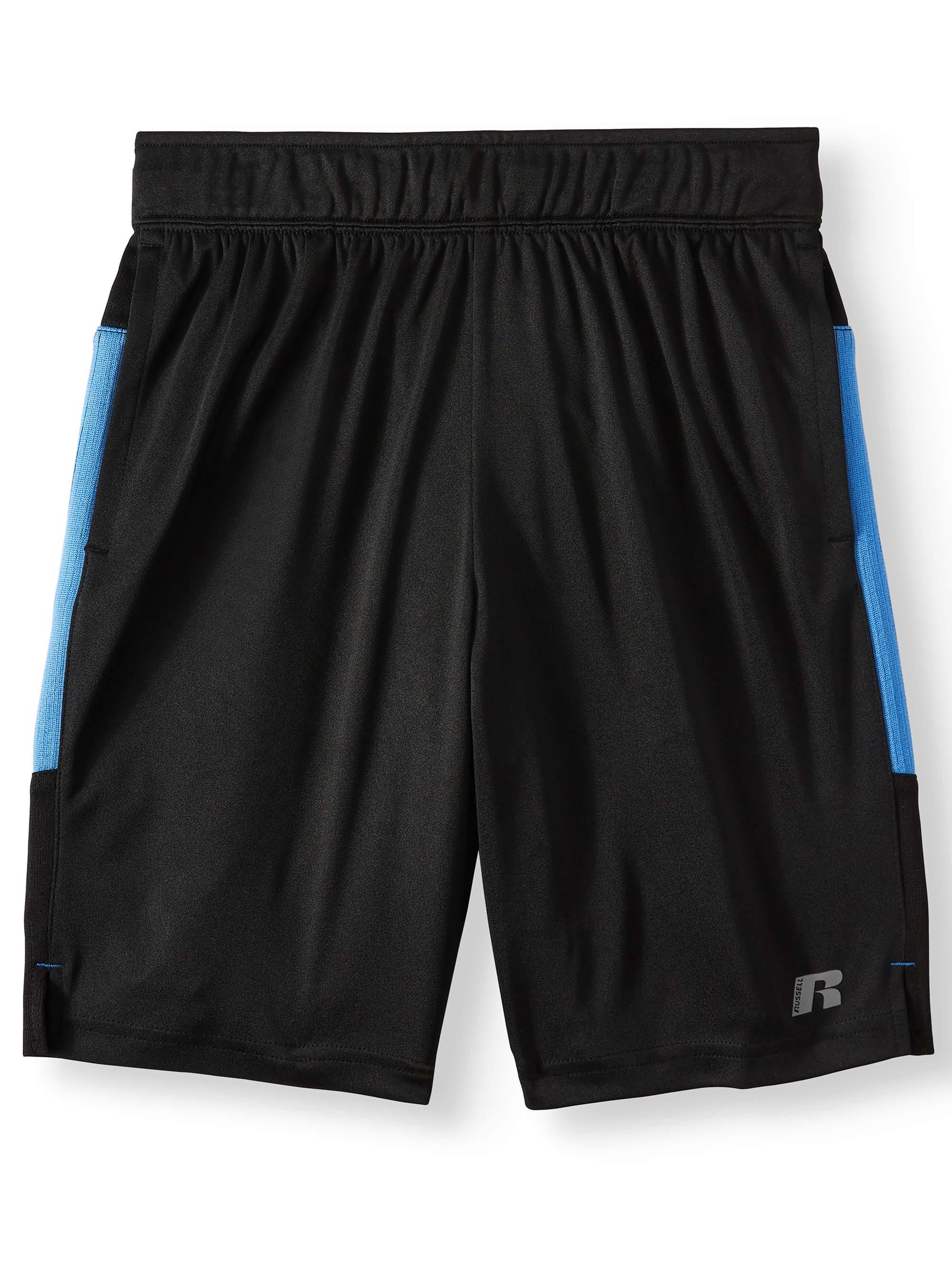 Boys' Mesh Insert Shorts