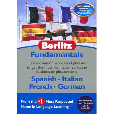 Berlitz Spanish Premier unboxing - YouTube
