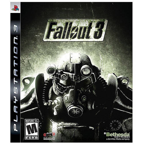 Bethesda Softworks Cokem International Preown Ps3 Fallout 3
