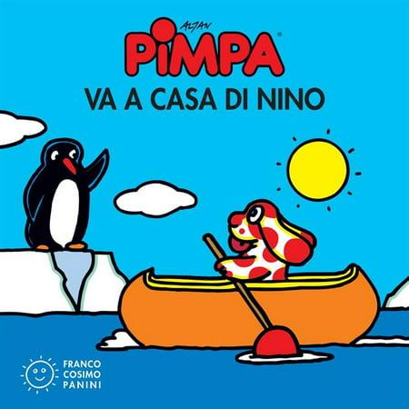 Pimpa va a casa di Nino - eBook](Di No A Halloween Para Ninos)
