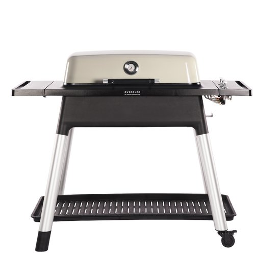 Everdure by Heston Blumenthal Furnace 3-Burner Liquid Propane Gas and Charcoal Grill