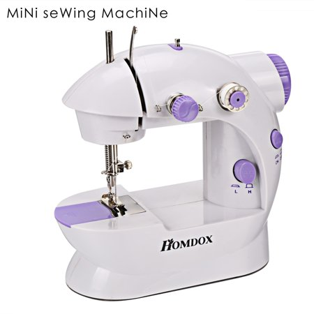Mini 400Speed Sewing Machine With 40 Bobbins Walmart Inspiration Mini Sewing Machine Walmart
