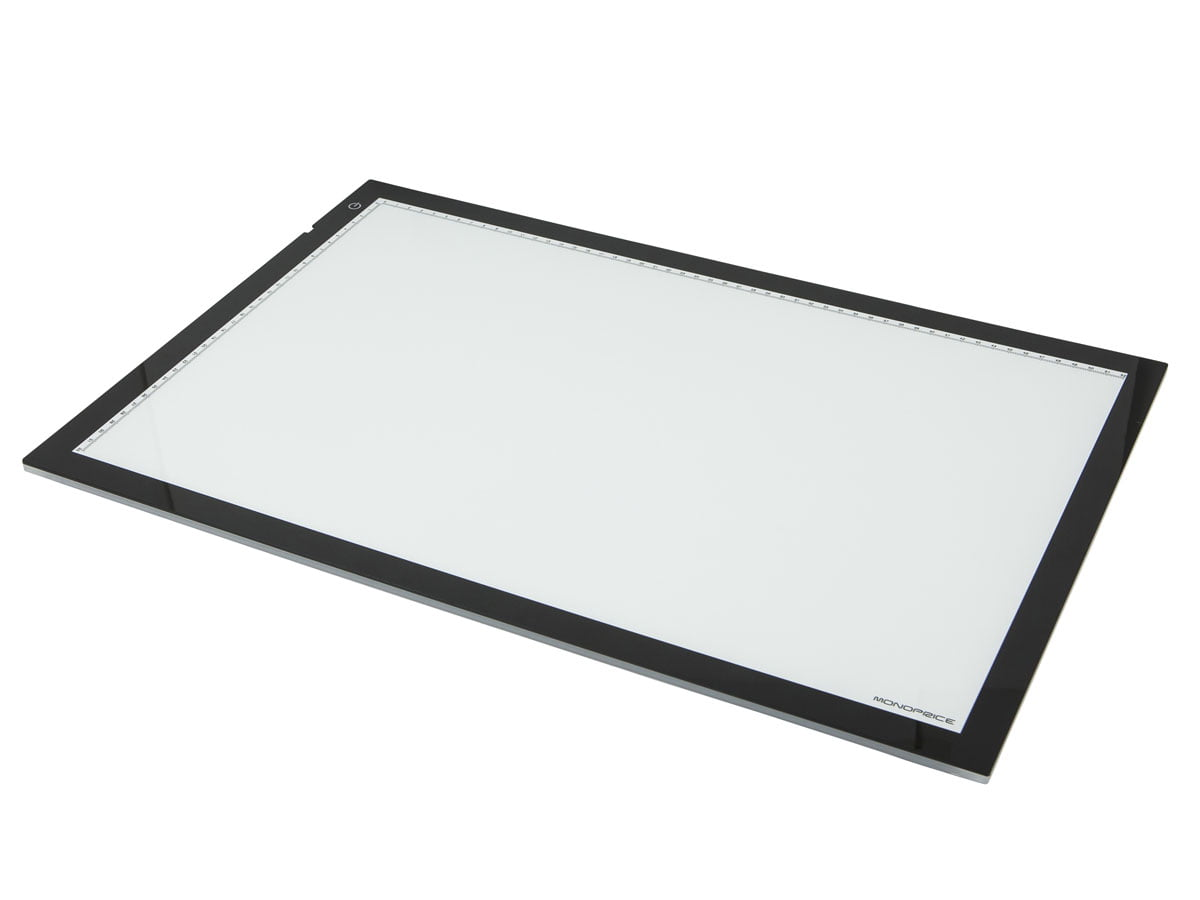 Ultra-thin Light Box for Artists, Designers and Photographers - Large 24.5-inch (22.4 x 14.6 x ...