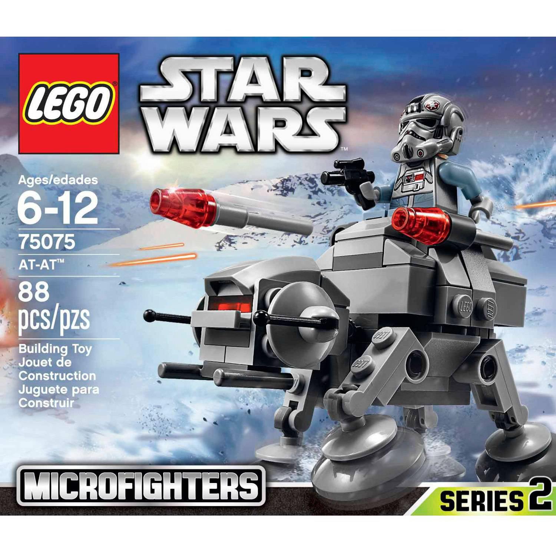 LEGO Star Wars AT AT Walmart