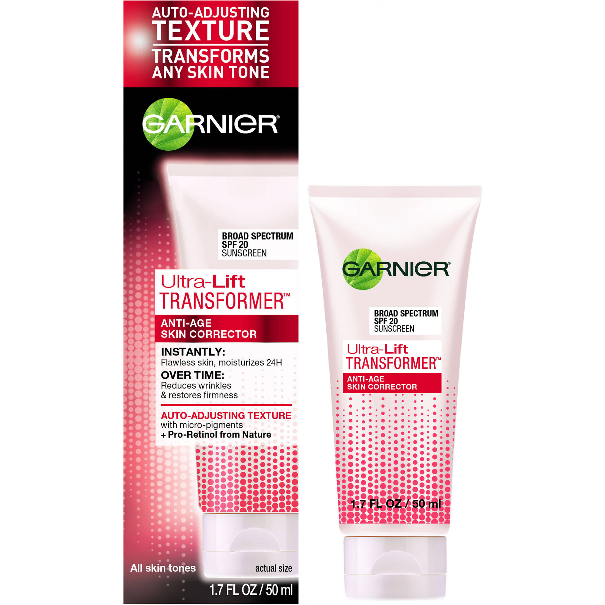 Garnier Ultra-Lift Transformer Anti-Age Skin Corrector, 1.7 fl oz
