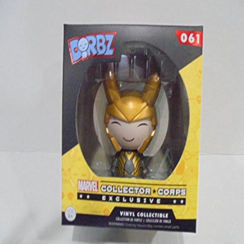 2015 October's Marvel Collector CORPS Series One Dorbz Loki