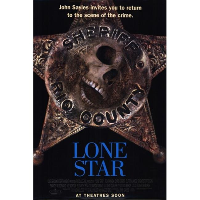 Posterazzi MOV204227 Lone Star Movie Poster - 11 x 17 in. - image 1 of 1