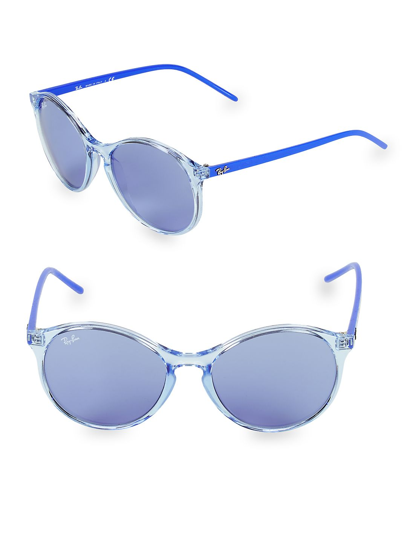 55MM Round Sunglasses