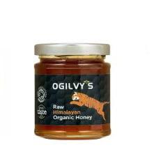 Ogilvy's Raw Himalayan Organic Honey 240g by