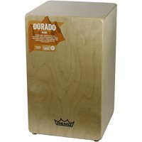 Remo Dorado Cajon Natural Finish