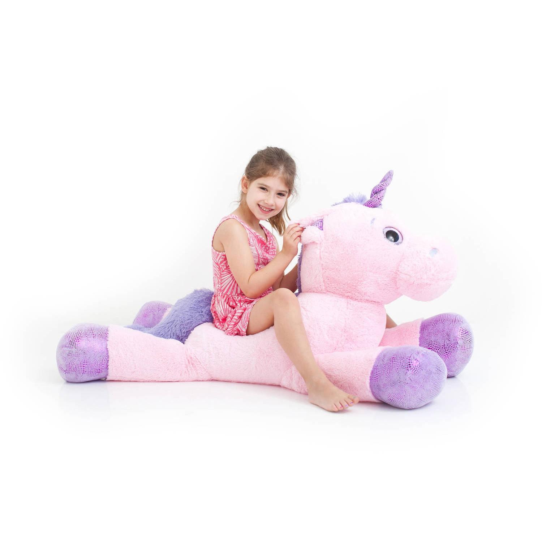 Best Made Toys Jumbo Plush Unicorn Walmart Com