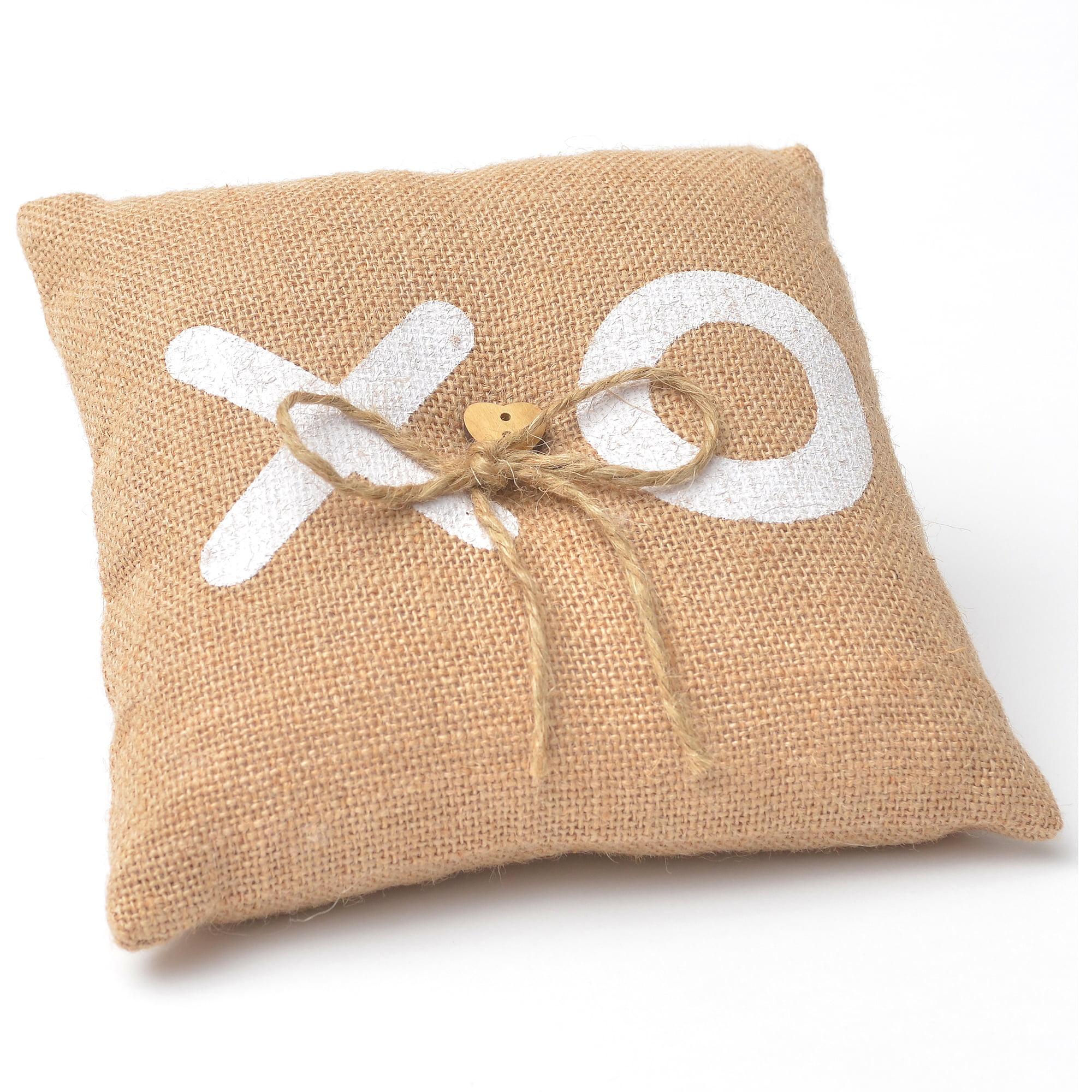 Gartner Studios XO Ring Pillow Walmart