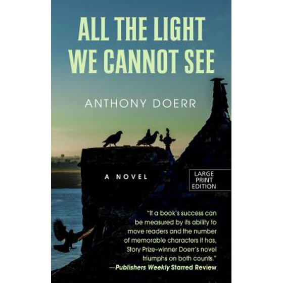 All The Light We Cannot See A Novel Walmart