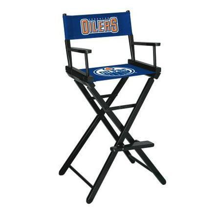 Suit Rentals Edmonton (Edmonton Oilers Director's Chair - Bar)