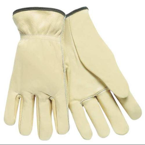 Memphis Glove Size M Leather Driver's Gloves,3201M