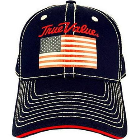 Covee 235308 TV Navy American BB Cap