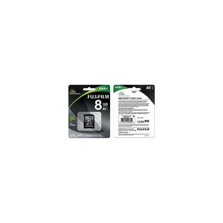 Fujifilm 8Gb Uhs-I Sdhc Elite Performance 600X/90Mb