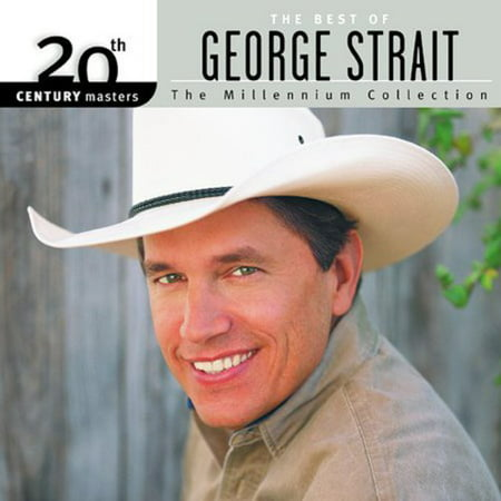 George Straight - 20th Century Masters: The Millennium Collection: The Best Of George Strait (George Best Le Cinquieme Beatles)