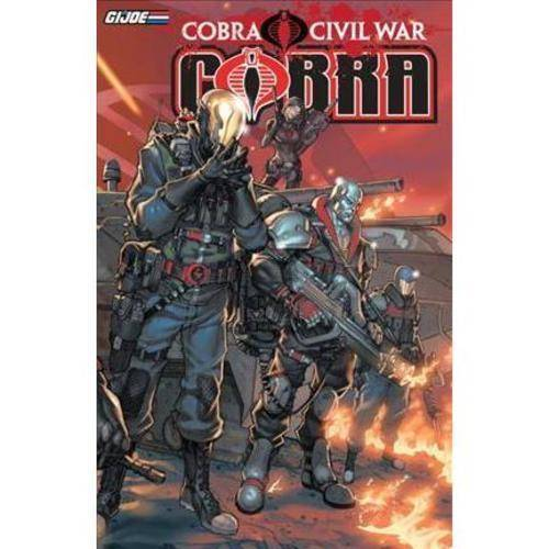 G.I. Joe: Cobra: Cobra Civil War 1
