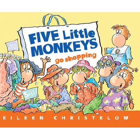 Five Little Monkeys Go - Five Little Monkeys Halloween